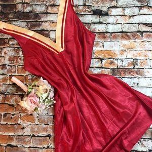 Jones New York slip dress, m